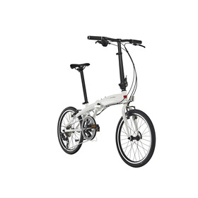 Ortler London Race Elite Folding Bike white
